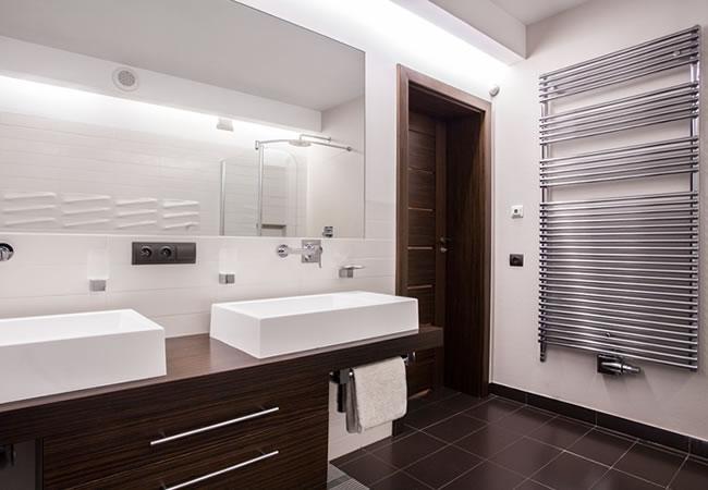 Grote Wastafel Badkamer : Tip voorbeelden van nieuwe badkamers