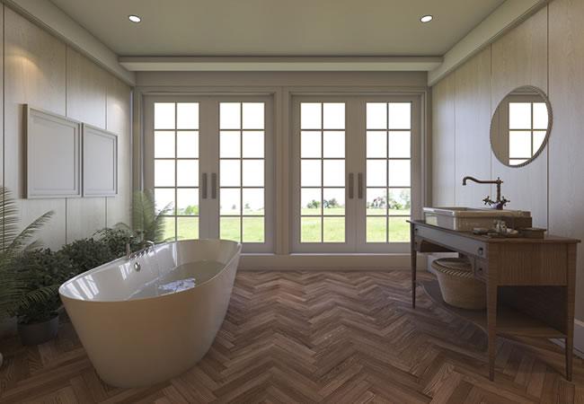 Tip voorbeelden van nieuwe badkamers