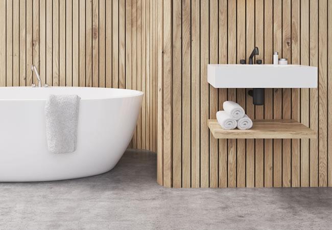 Vergelijk soorten badkamervloeren prijs tips advies