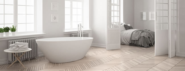 Grote badkamer renoveren & inrichten: 8 tips + foto\'s & inspiratie
