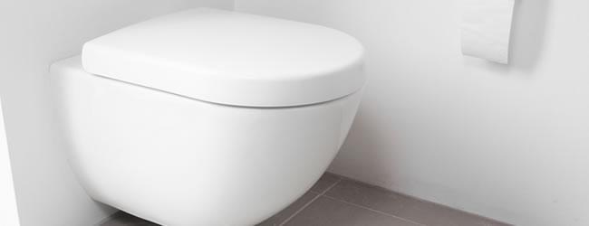 Beroemd Hangtoilet plaatsen: soorten hang wc's IH81