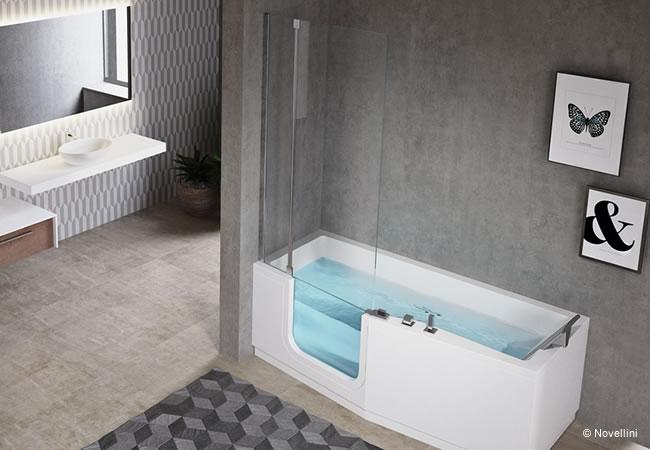 Opblaasbaar Bad Badkamer : Badkamer aanpassen voor senioren: prijs tips & advies