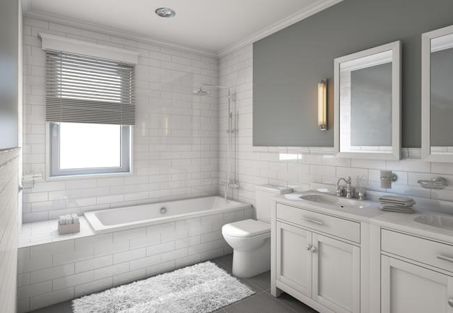 Klassieke badkamer renoveren inrichten tips foto s inspiratie