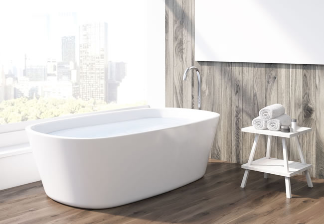 Vergelijk 6 soorten badkamervloeren: prijs tips & advies