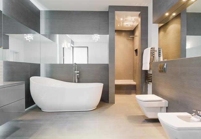 Moderne badkamer renoveren inrichten tips foto s inspiratie