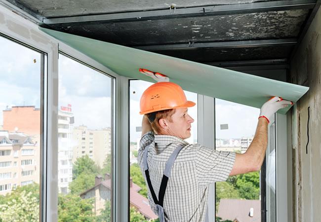 Gestuct Plafond Badkamer : Soorten plafondafwerking voor badkamers