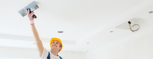 4 soorten plafondafwerking voor badkamers