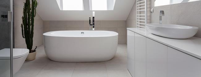 Wanneer badkamer renoveren?