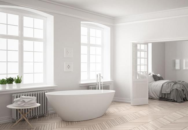 Een Gezellige Badkamer : Gezellige badkamer renoveren inrichten tips foto s inspiratie